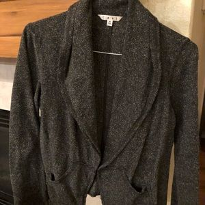 Cabi Sweater Like Blazer